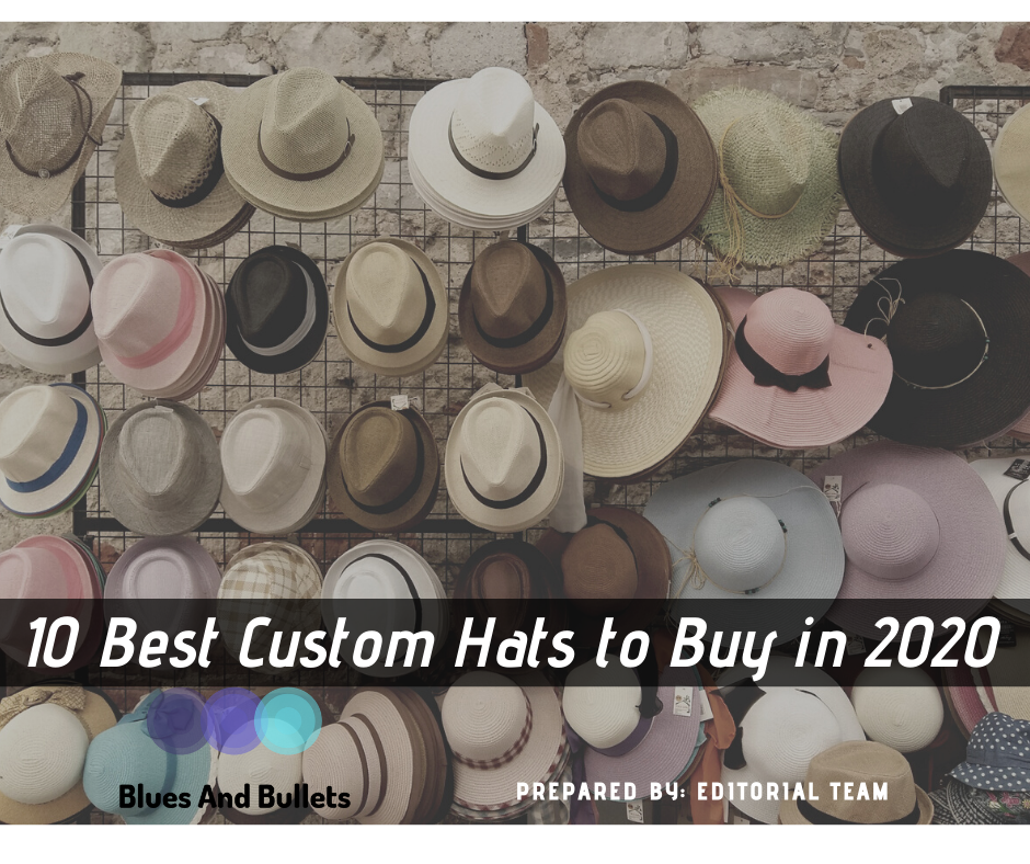 10 Best Custom Hats