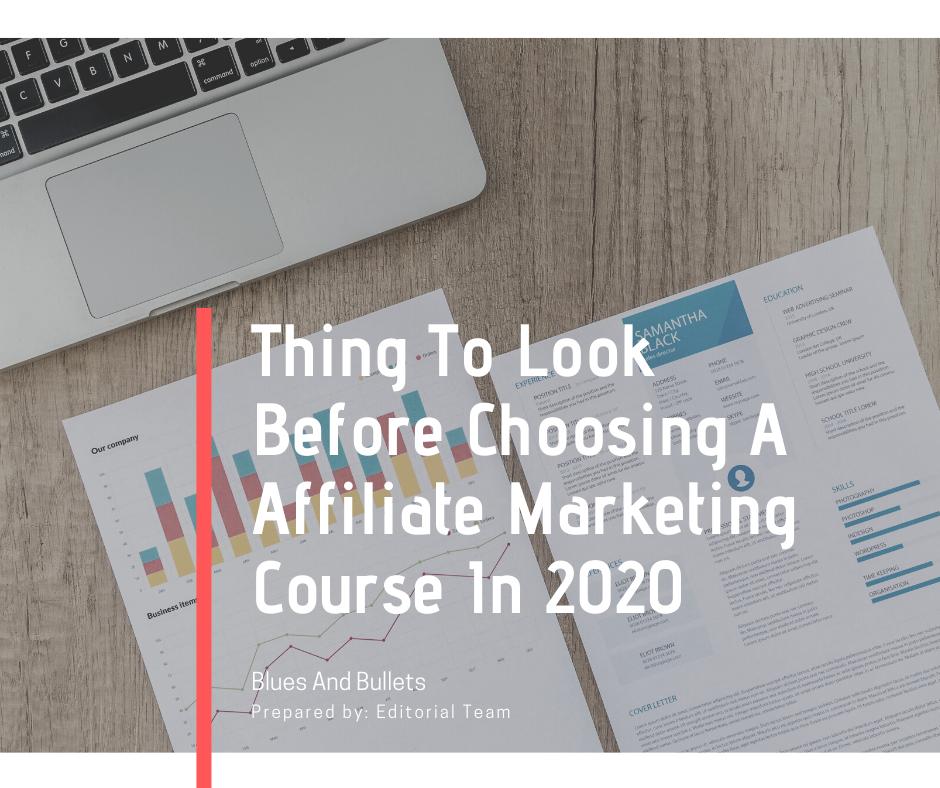 affiliate marketing course 1