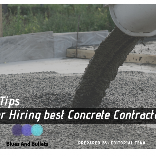 6 Tips For Hiring The Best Concrete Contractor Near You