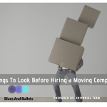 5 Things To Look Before Hiring a Professional Moving Company