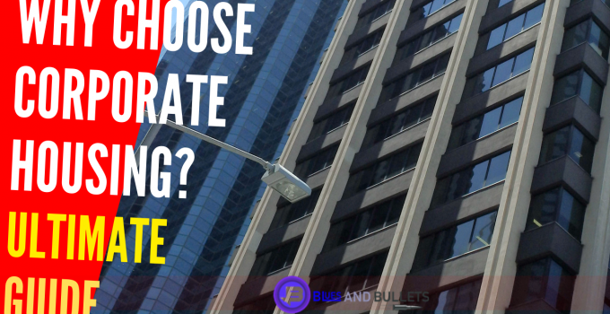 Why Choose Corporate Housing